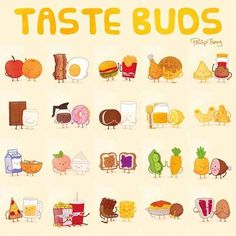 Designer and illustrator Philip Tseng recently completed his adorable food pairs series, Taste Buds.