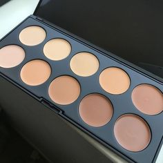 Morphe Brushes contour palette! Last Chance! ⚡️flash sale⚡️Morphe Brushes cream contour palette! No trade! Next day shipping! Morphe Brushes Makeup Concealer