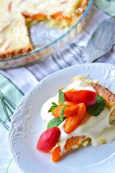 maistuu makialle: Gluteeniton Aprikoosipiirakka