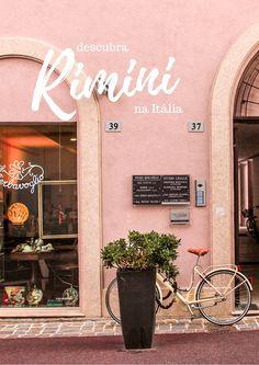 Rimini é um balneári