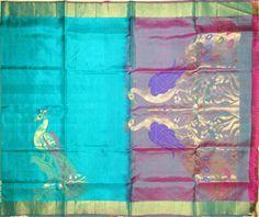Kanchipuram Silk Saree -KAN0029