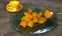 Νεράντζι γλυκό κουταλιού-featured_image Fruit Preserves, Food Categories, Carrots, Watermelon, Brunch, Lemon, Pudding, Canning, Vegetables