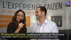 #francoislemay #developpementpersonnel #smattevideowebmedia #suziematte #leportailzen
