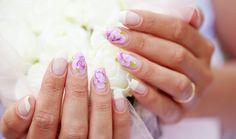Unhas decoradas clarinhas e delicadas para inspirar e se apaixonar! ♥