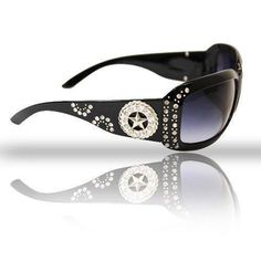 Rhinestone Sunglasses - Rustic Nation Outfitters