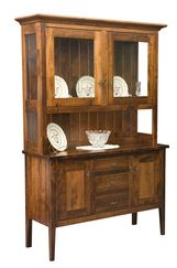 Hand Crafted Amish Built Hutches Sideboards And Buffets Shop From Our Full Line Of Solid Wood Furniture In The Shaker Mission Arts Crafts