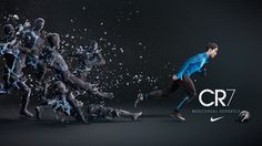 Nike CR7 on Behance