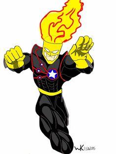 firestorm/liberty agent