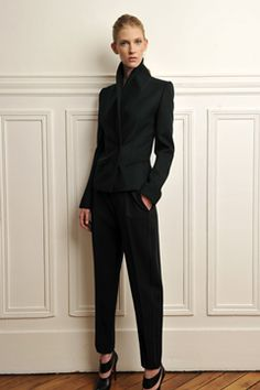 Bouchra Jarrar Fall 2012 Ready-to-Wear Collection on Style.com: Complete Collection