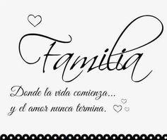 Familia!!