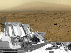 Spectacular Billion Pixel Panorama from NASA's Curiosity Mars Rover
