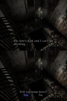 Silent Hill, land of the stupid, home of the brave ❤