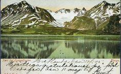 Troms fylke Lyngen kommune Lyngenfjorden utg G.K.A. brukt 1905