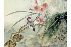 Veja pinturas do artistas chinês Lou Dahua - Parte 1 | #Artistas, #Jmj, #LouDahua, #Pintores
