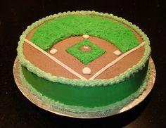 Image Search Baseball Diamond Cake