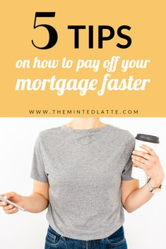 She and her husband paid off their biggest debt in 3 years with on one single income. I'm talking about their mortgage! Yes, they paid off their mortgage in 3 years! They are now living debt free with no mortgage!