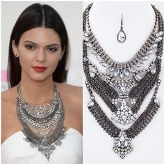 Get the Look for Less   Paige Necklace