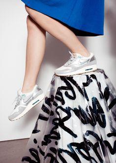 Nike Air Max 1 Premium | Silver