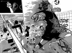 haikyuu manga chapter 1 - Google Search
