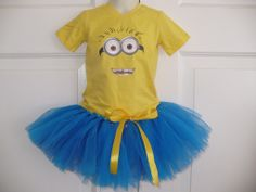 despicable me dresses | Home > Products > Birthday / Party Outfit - Despicable ME