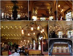 Nancy Art Nouveau: Brasserie Excelsior (restaurant)