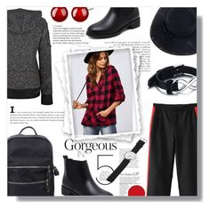 """""""Urban chic"""" by fashion-pol ❤ liked on Polyvore"""