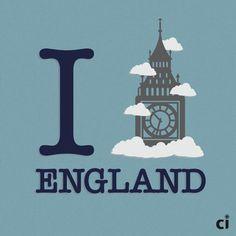 <3 Inglaterra