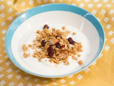 Get this all-star, easy-to-follow Basic Granola Recipe recipe from The Kitchen