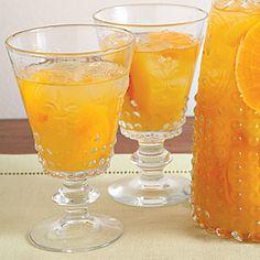 Peach Sangria #recipe