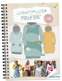 61108a1503 Nähanleitungen Mode - Ebook Sarooja - Sweatjacke für Damen Gr. XS ...