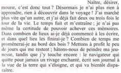 Chateaubriand - Mémoires de ma vie