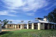 Story Ranch in Centerpoint, Texas by Lake|Flato Architects