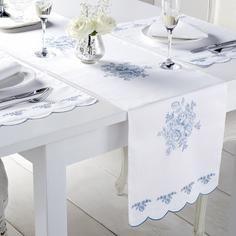 Chateau Blue Collection Vintage Placemat