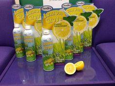 For a burst of lemon freshness, I personally recommend this Chem-Dry Lemon Grove Carpet Freshener.