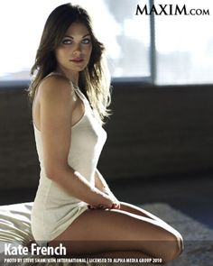 Kate French was born on September in the year, 1984 and is a very talented American actress and also a model. Kate French is well- known for her Kate French, French Bikini, Body Picture, Perfect Figure, Bikini Photos, Looking Stunning, Celebrity Pictures, Hottest Photos, Beautiful Actresses