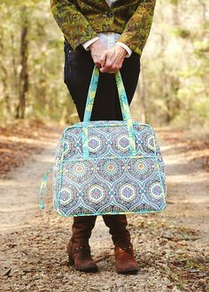 Weekender Bag by naturemomm, via Flickr
