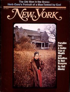 Inside Grey Gardens With Gail Sheehy -- New York Magazine