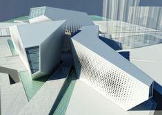 DBArchitects :: İzmir Opera Binası Mimari Proje Yarışması – The Rock-