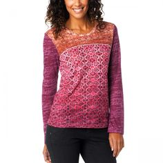 prAna Lottie Top $60, Re-Pin to win! #new #madeinusa #travel