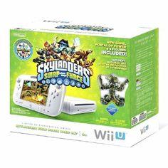 Nintendo Skylanders SWAP Force Bundle - Nintendo Wii U --- http://www.amazon.com/Nintendo-Skylanders-SWAP-Force-Bundle-u/dp/B00GD962OA/ref=sr_1_31/?tag=triniversalne-20