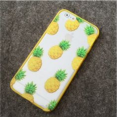 Pineapple iPhone 6/6s Case Iphone 6, Iphone Cases, 6 Case, Tech Accessories, Pineapple, Pinecone, Pine Apple, I Phone Cases