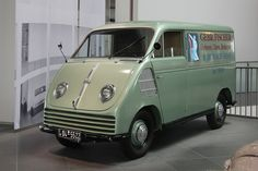 DKW F89 L Schnellaster