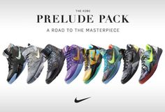 The swoosh is set to re-release all eight of the Kobe Bryant signature shoes previous to the Kobe 9 each Saturday, in sequential order. Air Max Camo, Kobe Bryant Signature, Kobe Bryant Sneakers, What The Kobe, Sneaker Dress Shoes, Nike Flyknit Racer, Nike Quotes, Kobe 9, Kobe Shoes