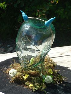 Blue Squire by ThePricklyPixie on Etsy, $10.00