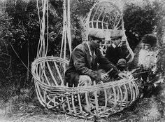 How To Build a Coracle – A One Person Boat Made From Twigs and Such
