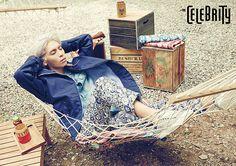 Jonghyun - The Celebrity Magazine June Issue '15