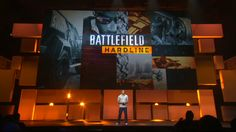 EA has shown off a Battlefield Hardline demo and announced a beta for the game!