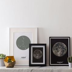 Personalised Constellation Print - 60th birthday gifts