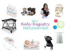 sprinkles on top: Baby Registry