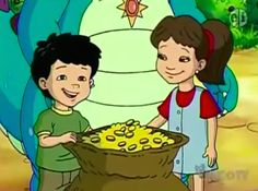 """19 Reminders Why Max And Emmy From """"Dragon Tales"""" Were The Coolest Cartoon Kids, Cute Cartoon, Dragon Tales, Pbs Kids, Funny Tumblr Posts, Childhood Memories, Dragons, Coloring Pages, Iphone Wallpaper"""